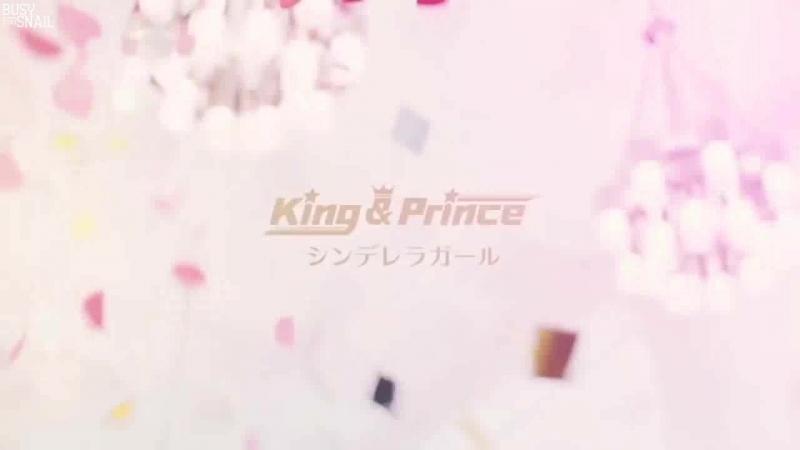 [РУСС.СУБ] OST Hana Nochi Hare KingPrince - Cinderella girl