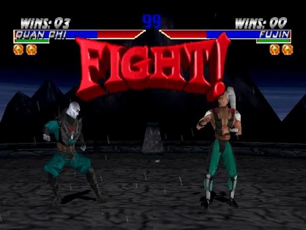 Mortal Kombat 4 Online JL=)N=)}|{=)M=)A=) - TubusTD