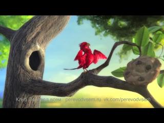 Создание персонажа для короткометражки в Blender (трейлер)