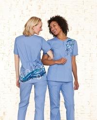 Модная одежда медика