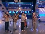 Песня Грузчик (квн станция Спортивная)
