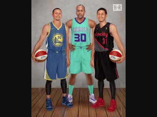 The Curry family comes full circle at this year's All-Star Weekend.