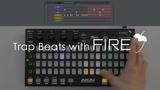 FL STUDIO FIRE Making a Trap Beat with Akai Fire