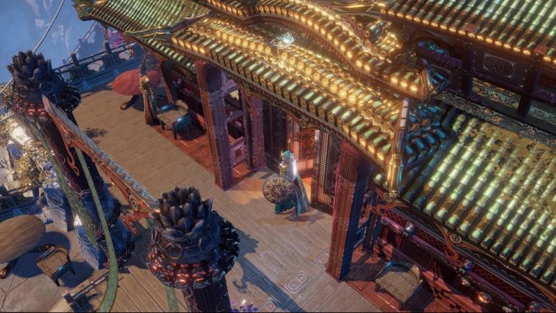 PS4\XBO - Shadows: Awakening Screenshot Portfolio