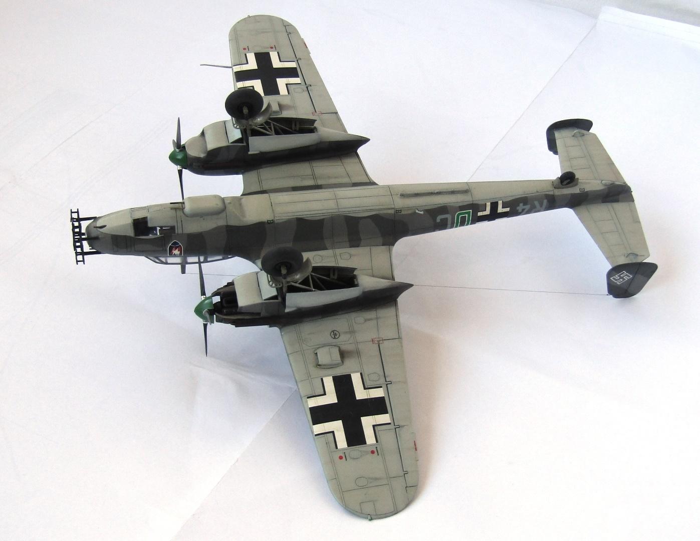 Do-215 B-5 1/72 (ICM) KFLCOrfClvM