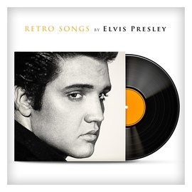 Elvis Presley альбом Retro Songs By Elvis Presley