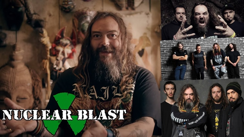 SOULFLY - Writing Riffs For Different Projects (OFFICIAL INTERVIEW)