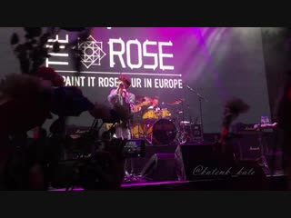 18.02.2018 The Rose (더로즈) - Sorry (Paint it Rose Tour in Moscow)