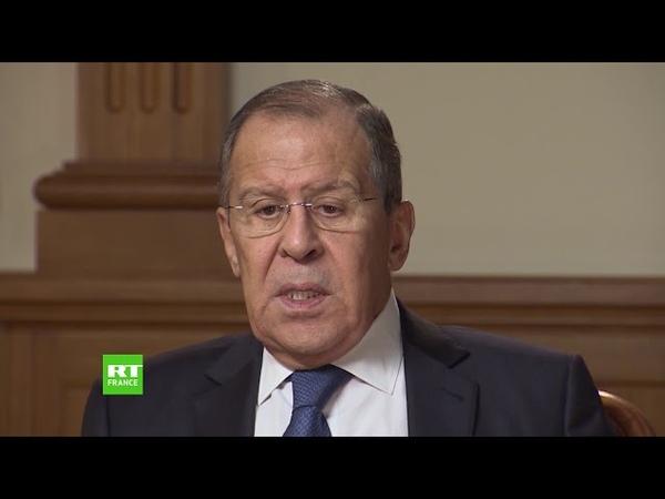 «C'est la vie»: quand Fabius riait devant Lavrov d'avoir armé des terroristes en Libye