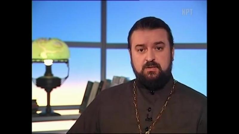 Протоиерей Андрей Ткачёв. Человеку нужно страдать!