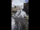 Водопад в г.Джермуке (волосы русалочки )