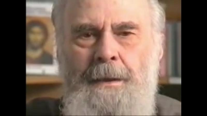 Антоний Сурожский - о болезни