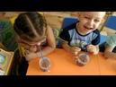 Детский сад Весёлые ребята. Дыхательная гимнастика Вода кипит