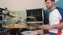 Metallica - Fuel (Drum cover by Evgeniy Babenko)