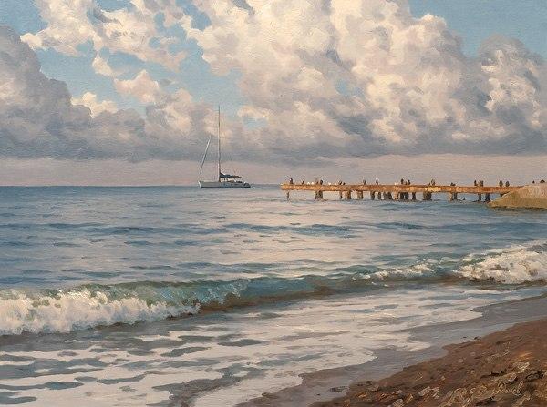 Рим на берегу моря или нет