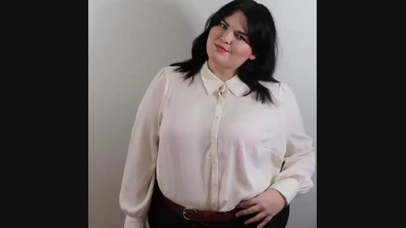 Rosey Blair - 5 образов для белой рубашки