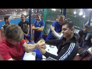 unstoppeble armwrestling