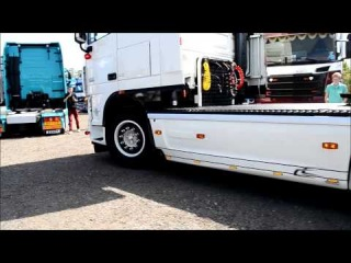 Ronald Jager DAF XF 105 460