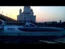 наб. Берсеневская и Храм Христа Спасителя