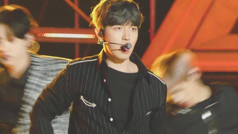 4k) 180404 울산 쇼챔피언 워너원(Wanna One) - 부메랑(BOOMERANG) edit. 김재환 focus