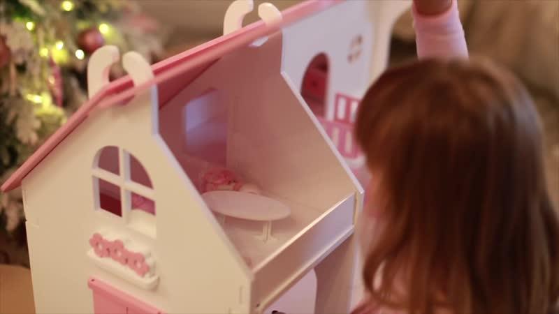 Кукольный домик для девочек
