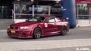 Nissan Skyline R34 GT-R V Spec - Lovely Exhaust Sounds! Авто