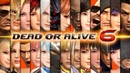 Dead or Alive 6: Russian Community Tournament 1