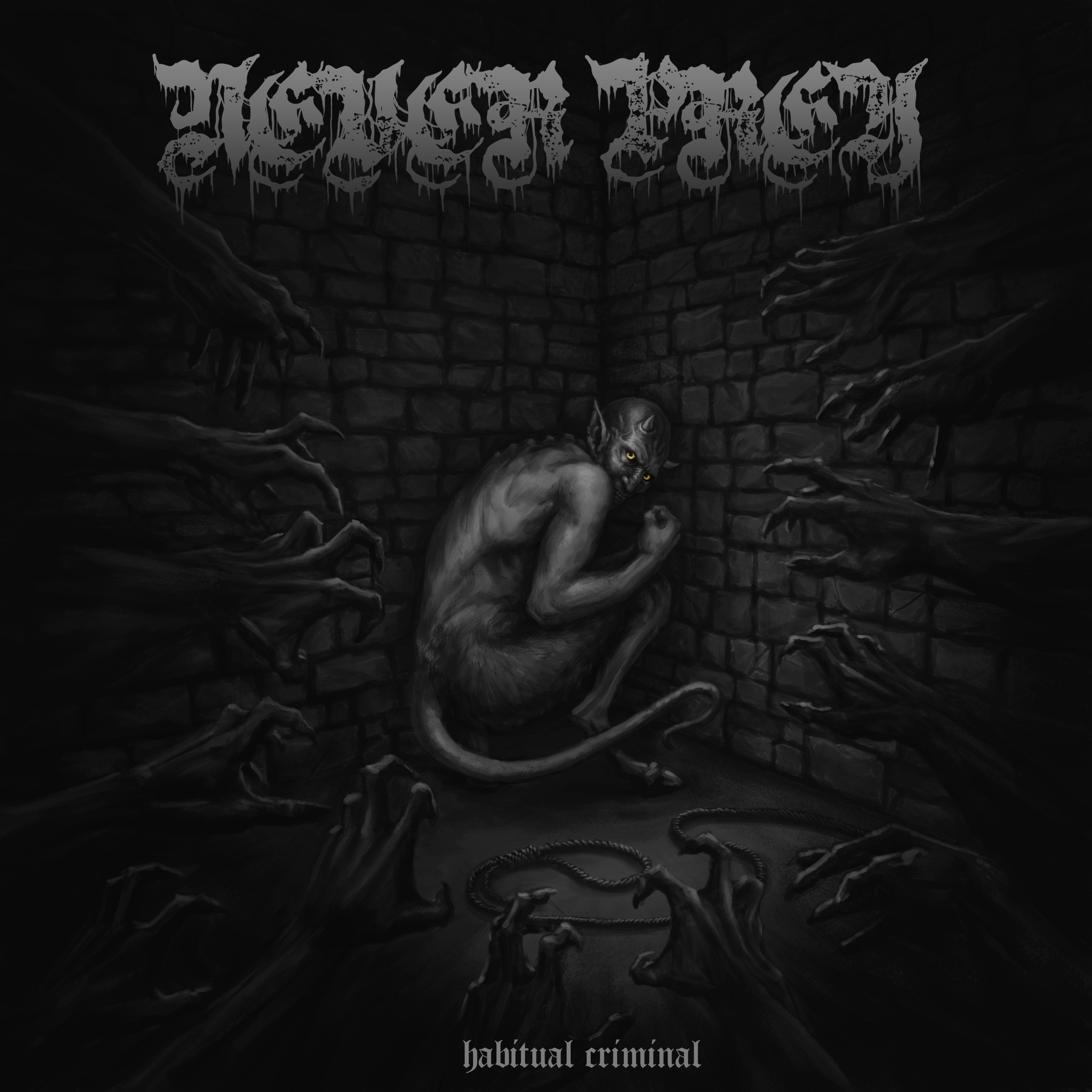 Never Prey - Habitual Criminal (Chapter II) [Maxi-Single] (2019)
