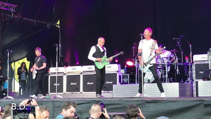 Status Quo *2018/' Concert at Norway Rock Festival ''Kvinesdal Vest Agder - Konsert