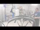 Ремонт подготовка к покраске бампера Часть