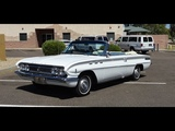 1962 Buick Skylark Convertible with Stock V8 Engine &amp 4 Barrel Carb My Car Story with Lou Costabile