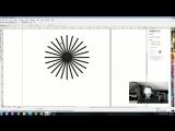 Рисуем орнаменты с помощью клонов очень быстро и просто