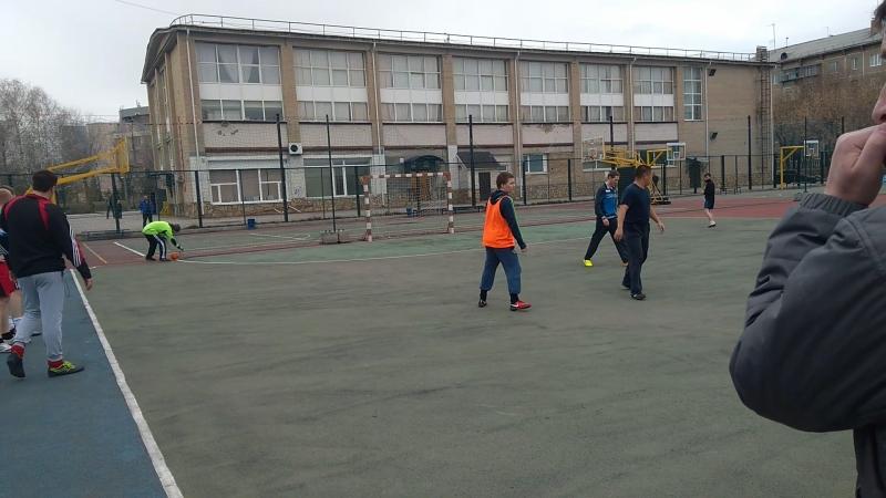 Мехмаш 92 Динамо УИС 9 0 2 тайм