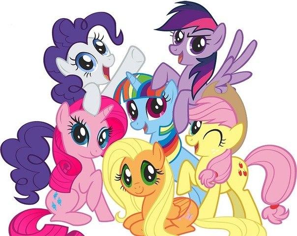 Мой маленький пони - мультсериал - Мой пони - My-pony ru