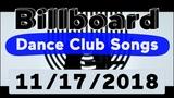 Billboard Top 50 Dance Club Songs (November 17, 2018)