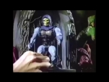 He Man Masters of The Universe Toy Action Figure TV Adverts Commercials Compilation