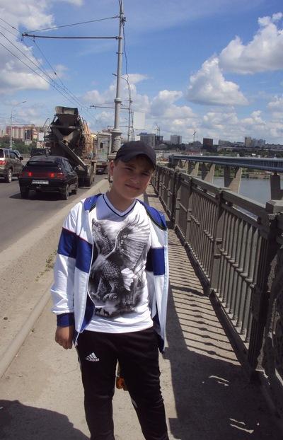 Андрей Заворин, 21 декабря 1999, Новосибирск, id170531033