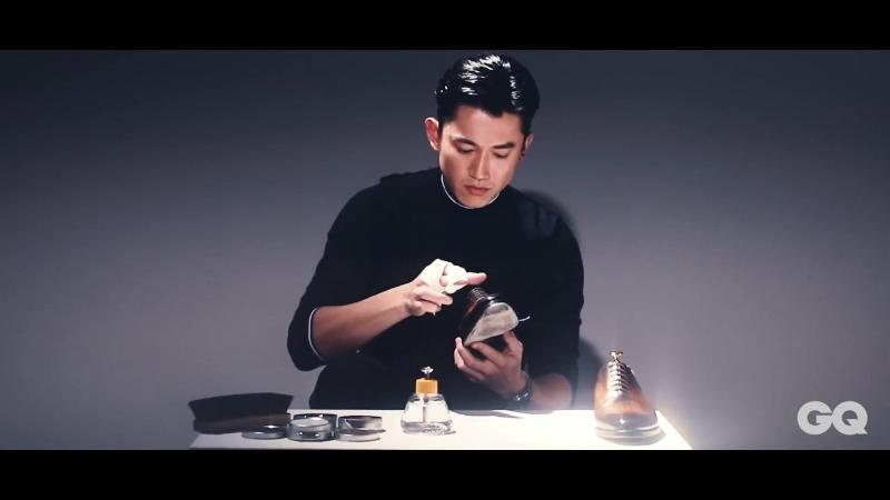 Крис Ву | Chris Wu | Kim Jung Hyun 吳慷仁 для GQ Cover