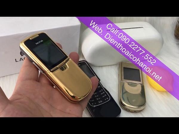 Bán Điện Thoại Cổ Nokia 8800 Anakin Chính Hãng Tại NGUYỄN AN NINH