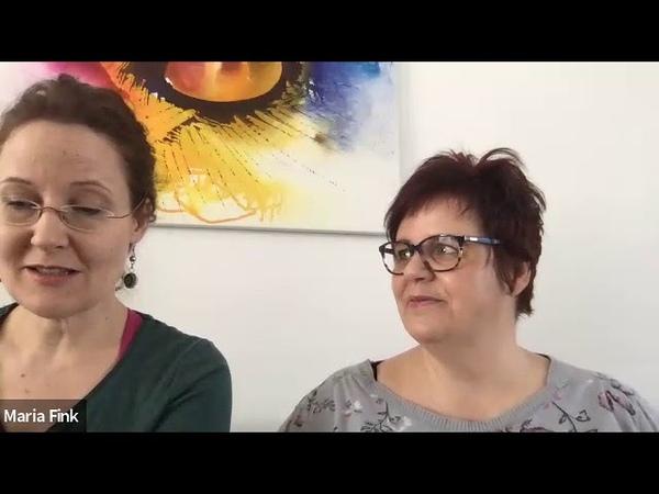 Зум с CF Марией Финк Как изменить ВСЕ через свое тело