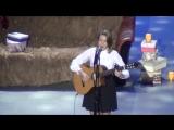 Выступление Шабаевой Ксении на концерте «Устроим праздники из буден!»