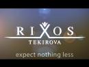 Rixos Hotel Tekirova Готель Ріксос Текірова Туреччина