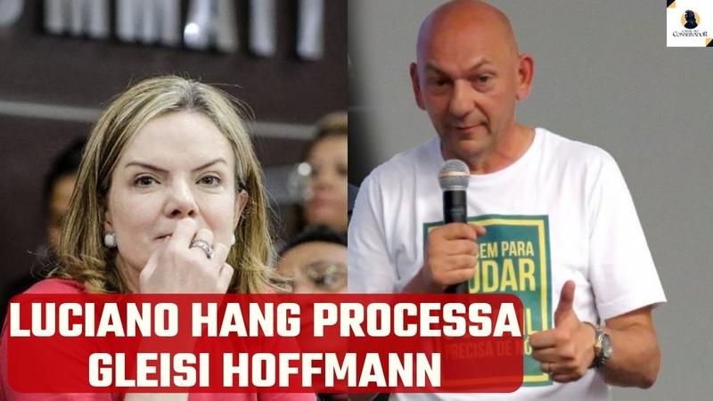Dono da Havan pede R$ 1 milhão de indenização de Gleisi Hoffmann