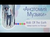 Анатомия Музыки: кавер-группа Walk off the Earth