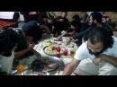 IŞİD'e Katılan Türkiye, Azerbaycan ve Özbekistan Türkleri Yemekte - Felluce