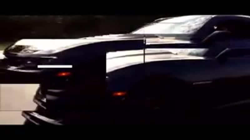 Чёткий Chevrolet Camaro