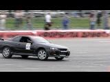 Формула Дрифт Этап II Москва гонка девушка на Скае