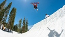 Woodward Tahoe Summer Camp 2019 Snowboarder Week