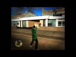 .::Night Life Server::. The Grove Street Gang #2 (Качество сделайте на 480 или 720)