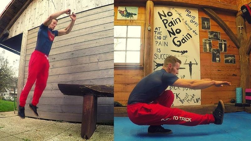 Explosive calisthenics LEGS routine!! (NO WEIGHTS) Free Tutorial